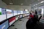 Řidičský simulátor v Sindelfingen