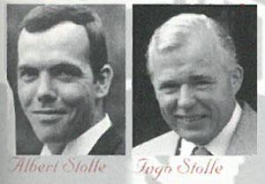 Ingo Stolle, Albert Stolle