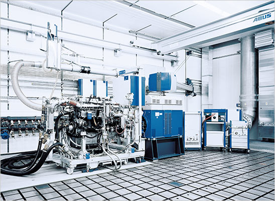 vývoj dieselových motorů