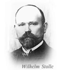 Portrét Wilhelm Stolle