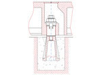 vyrovnávací prvky AE 82/AES 82